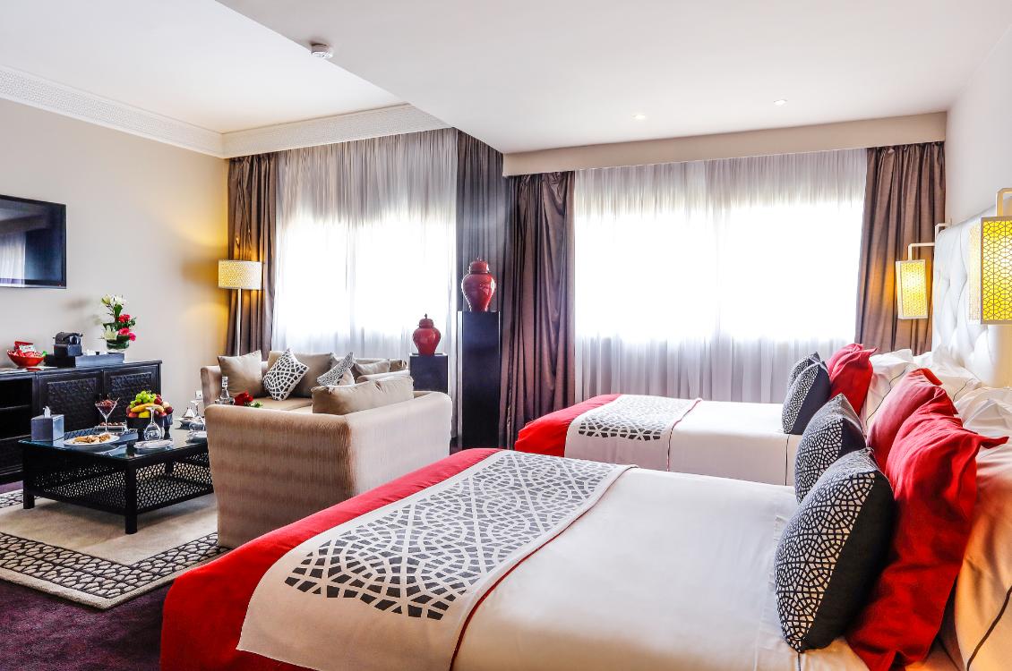 Chambre Suite Junior Rabat